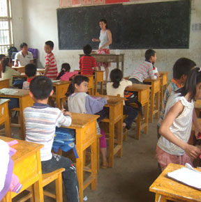 China Paid Teaching