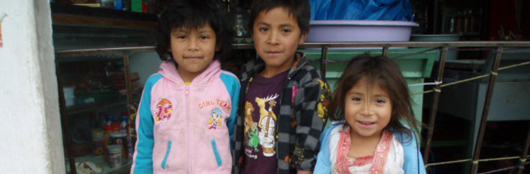 volunteer in orphanage project in ecuador