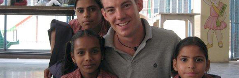 volunteer in orphanage project in india