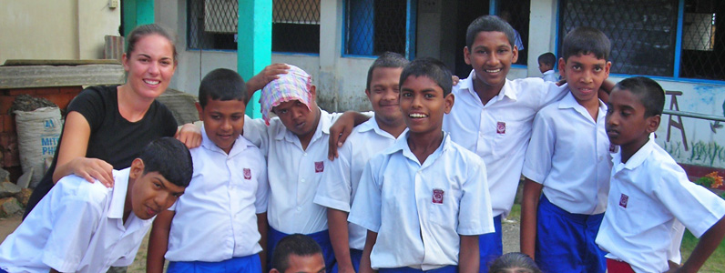volunteer in sri lanka