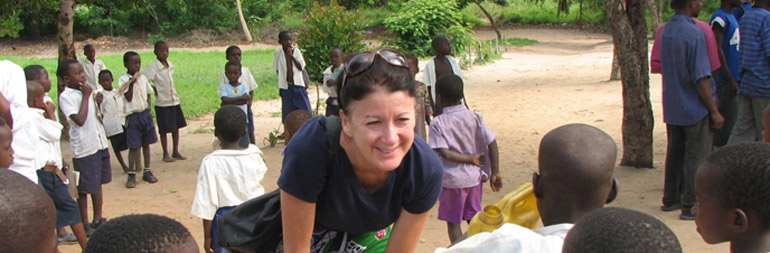 volunteer in teaching english project in tanzania